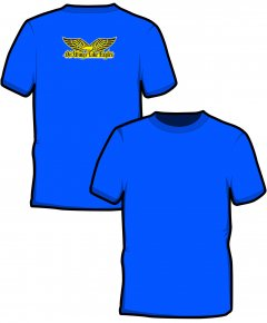 "S131-GD01: ""On Wings"" SoftStyle unisex t-shirt"
