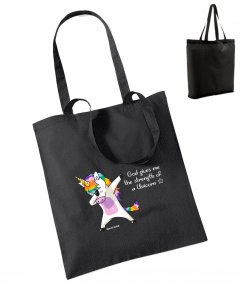 "S237-W101: ""Unicorn"" Bag for life"