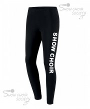 US-SH-SK64: Show Choir Society Leggings