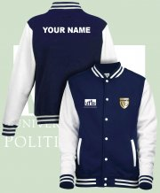 US-PO-VJ1: Politics Society Varsity Jacket