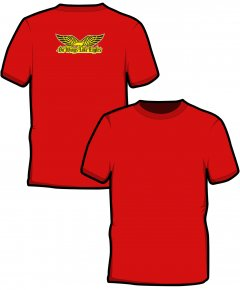 "S131-SS6B: ""On Wings"" Kids t-shirt"