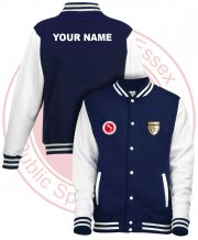 US-PS-VJ1: Public Speaking Society Varsity Jacket