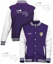 US-SH-VJ1: Show Choir Society Varsity Jacket