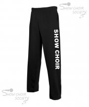 US-SH-S125: Show Choir Society Jogging Bottoms