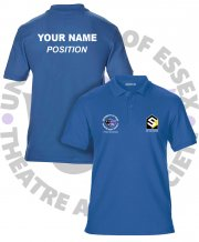 US-TH-GS42: Theatre Arts Society Polo Shirt