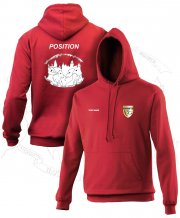 US-HP-HS5: Harry Potter Society Hoodie
