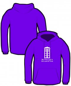 "S220-JH001: ""Time Lord"" Hoodie"