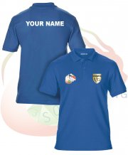 US-RO-GS42: Roleplaying Society Polo Shirt