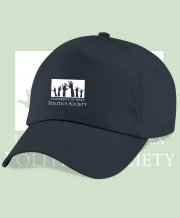 US-PO-BB10: Politics Society Baseball Cap