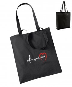 "S206-W101: ""Extravagant Love"" Bag for life"