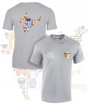 US-IN-TS6: Indian Society Tee Shirt