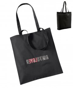 "S148-W101: ""Revolution"" Bag for life"