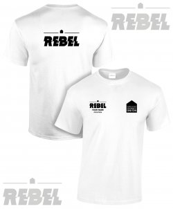 UG-RB-TS6: Rebel (Student Media) Tee Shirt