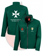 US-SJ-RS12: St John LINKS Soft Shell Jacket