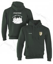 US-HP-CR72: Harry Potter Society Premium Hoodie