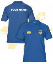 US-FL-GS42: Filipino Society Polo Shirt