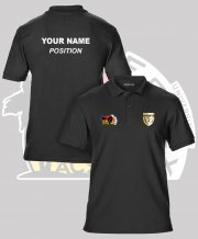 US-AF-GS42: African-Caribbean Society Polo Shirt