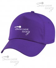 US-SH-BB10: Show Choir Society Baseball Cap