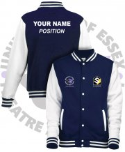 US-TH-VJ1: Theatre Arts Society Varsity Jacket