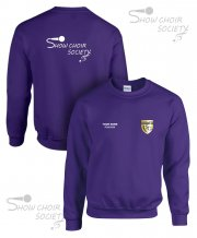 US-SH-GD56: Show Choir Society Sweatshirt