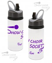 US-SH-3575: Show Choir Society Drinks Bottle