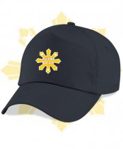 US-FL-BB10: Filipino Society Baseball Cap
