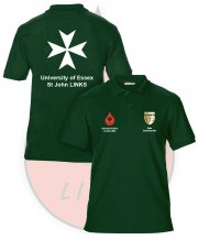 US-SJ-GS42: St John LINKS Polo Shirt