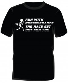 "S232-GD01: ""Perseverance"" SoftStyle unisex t-shirt"