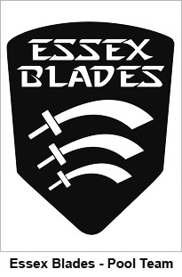 Essex Blades Pool Team