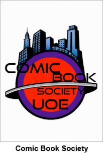 Comic Book Society